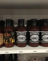 Hot sauce & BBQ