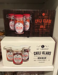 Chili Klaus Produkter