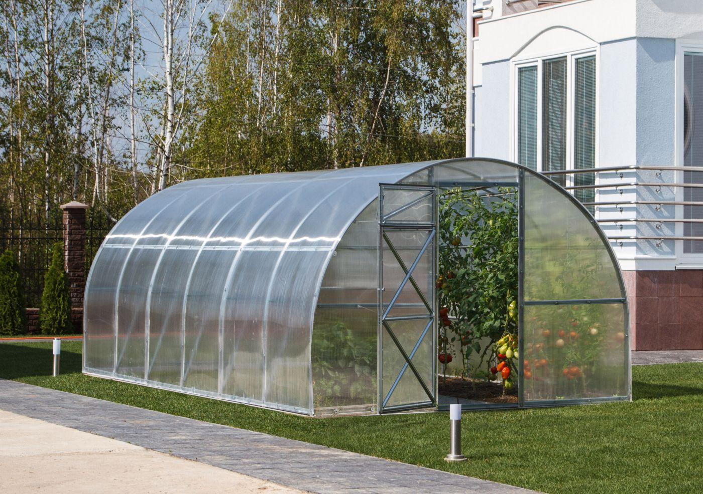 billig drivhus polycarbonat
