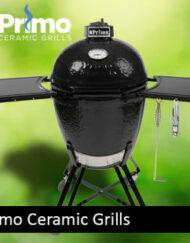PRIMO Grills & Smokers